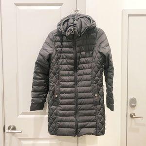 Michael Kors Packable Down Puffer Parka Jacket